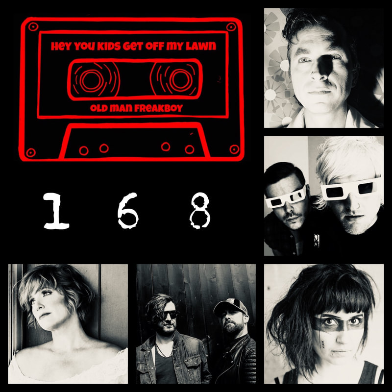 Euringer, MeMe Detroit, Leigh Nash, The Virginmarys, The Survival Code, WPNR 90.7, Hey You Kids Get Off My Lawn, heykidsGOML, OMFB, College Radio, non-commercial radio, non-comm, Utica